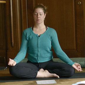 yoga Sanne crop