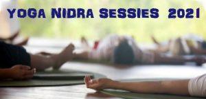 Yoga Nidra bij Aquamarijn Sittard